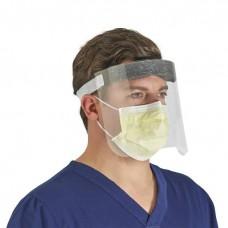 Adjustable face shield